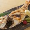 魚富 - 料理写真:朝にとれた刺身用ののどぐろを焼きで『のどぐろ焼き』