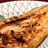 マルカン漁業部 海がき本店 - 料理写真:自家製『真ほっけ開き一夜干し』は、昔ながらの「漁師干し」