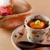 すし 晴海 - 料理写真:陶芸家がつくった目にも楽しいオリジナル食器が料理に彩りを