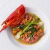 マノワール・ディノ - 料理写真:魚介類の贅沢な旨みが広がる『オマール海老のナージュ仕立て』