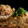 天神たんか - 料理写真:〆だけではなく、お肉と一緒に味わいたくなる『がんこ親父の焼めし』
