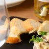 九吾郎ワインテーブル - 料理写真:アサリとチーズの意外な組み合わせの『深川レーズン』