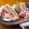川栄 - 料理写真:鰻と並ぶ名物料理となった岩手産の「ほろほろ鳥」