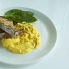 bills - 料理写真:王道の朝食『オーガニックスクランブルエッグ w/トースト』