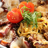 仙華園 - 料理写真:「ふるさと三陸オリジナル丼グランプリ」で最優秀賞を受賞した『タコ丼』