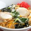 仙華園 - 料理写真:大ぶりの帆立が食べ応えあり『広田湾のほたて丼(卵とじ)』
