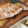 喜之助 - 料理写真:ブランド豚のジューシーな脂の旨味がたまらない逸品『炭火焼きステーキ さがみあやせポーク 定食』