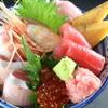 かっぱ亭 - 料理写真:海鮮ごっつぉ~丼