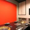 赤べこ - 内観写真:焼肉店のイメージが変わる、スタイリッシュな空間には個室を完備