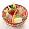 金沢まいもん寿司 珠姫 - 料理写真:ランチタイム限定セット『ちらし』1200円+税