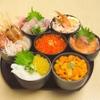 どんぶり茶屋 - 料理写真:黄金海宝丼 6380円