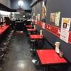 空港ラーメン 天鳳 - 内観写真:店内左側にもテーブル席がございます。