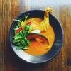 スープカレー食堂 ROCKETS - 料理写真:チキンと旬野菜7品目のスープカレー
