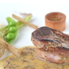 貴匠桜 - 料理写真:豚フィレ肉のトルネード 粒マスタードのソース