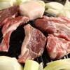 夜空のジンギスカン - 料理写真:え!?これがジンギスカン!お肉の甘さと柔らかさに絶対驚くはず!「アイスランド産」