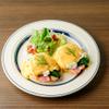 ウイラニ - 料理写真:エッグベネディクト