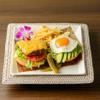 ウイラニ - 料理写真:ウイラニバーガー