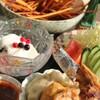 居酒屋 餃子のニューヨーク - 料理写真:女子会にも♪