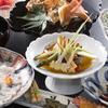駒龍 - 料理写真:駒龍のこだわりが満載の会席料理。岩手の地酒、冷酒とご一緒に。