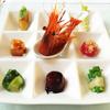 天厨菜館 - 料理写真:彩り鮮やか 旬の前菜九種盛り合わせ