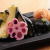 ときすし - 料理写真:水茄子漬け 480