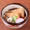 和食 うどんや - 料理写真:栃尾ジャンボ油揚げにきつねうどん