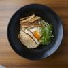 ジャパニーズまぜ麺 マルタ - 料理写真:まぜ麺 並 温麺