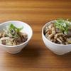 ジャパニーズまぜ麺 マルタ - 料理写真:炙りチャーシューご飯 小と並