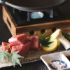 旬魚菜 正や - 料理写真:佐賀黒毛和牛ヘレ鉄板焼