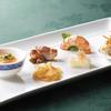 中国料理 桃花林 - 料理写真:グランド「菊」コース(昼・夜)お一人様¥10,000 (税サ別)ホテルオークラ伝統の味を、つくばでも楽しめる極上のコース。