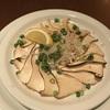 蔵くら - 料理写真:はくれい茸のカルパッチョ