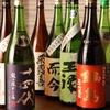 炭火焼き 煙 - ドリンク写真:人気の「獺祭」をはじめ全国の日本酒を月替わりでご用意!!お気に入りを見つけてください!!
