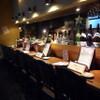 夕焼け飯店 - 内観写真:調理風景が楽しめるカウンター席♪