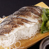 牛タン圭助 - 料理写真:本来のおいしさとトロリとした食感をしめさばにて!