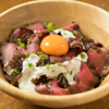 Restaurant & Bar Mashu - 料理写真:ローストビーフ丼