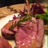 グラッポロ - 料理写真:骨付き仔羊ローストの炭火焼き