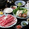 藤尾 - 料理写真:塩すき焼コース