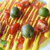 ブルックリンパーラー - 料理写真:自家製スモークサーモンとポー自家製スモークサーモンとチドエッグ ハーブとサフランマヨネーズ