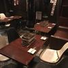 魅惑の七輪 らんまん - 内観写真:テーブル席。すぐに埋まってしまうのでお早めに。