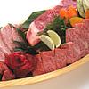 焼肉鶴亀堂 - 料理写真:これが噂の鶴亀堂オリジナル盛り合わせ「今宵限り盛」。
