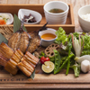 KAN-ICHI - 料理写真:あなごの甘辛い干し干物プレート