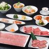 焼肉チャンピオン - 料理写真:【ランチ】 ランチコース (画像のお肉は2人前 / メインのお食事は、2品のうち1品をお選びいただけます)