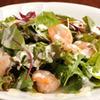 ガブリエ - 料理写真:小海老とアボカドのサラダ