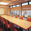かに道楽 - 内観写真:車椅子のままでお食事いただける ゆったりと造られたイス席(部屋)