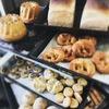 バイゲツカフェ - 料理写真:パンが数種類からお選びいただける様になりました