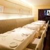 フレンチレストラン にき亭 - 内観写真:ゆったりとしたソファー席