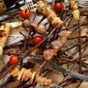 串焼き&ワイン BRANCH - 料理写真: