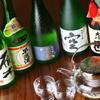銀座 福和 - ドリンク写真:利き酒師が選ぶお酒