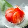 キタバル - 料理写真:【8月のSPECIAL MENU】 道内各地より まるごと完熟トマトのスライス 380円