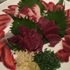 楽園 - 料理写真:◆新鮮で希少な馬刺し◆